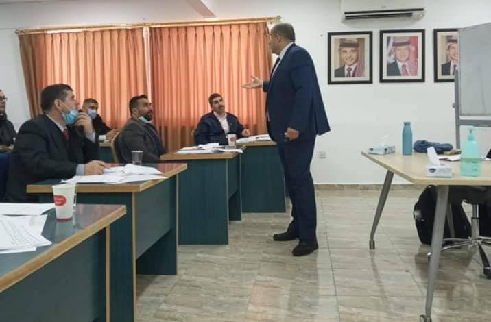 عقد برنامج تدريبي حول اخر مستجدات المعايير الدولية لإعداد التقارير المالية